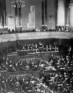 The First Zionist Congress